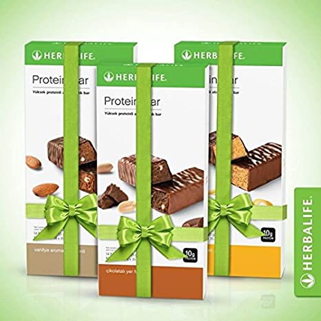 Herbalife - Barritas Proteina Chocolate&Avellana ...