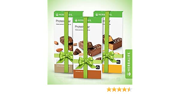 Herbalife - Barritas Proteina Chocolate&Avellana ...