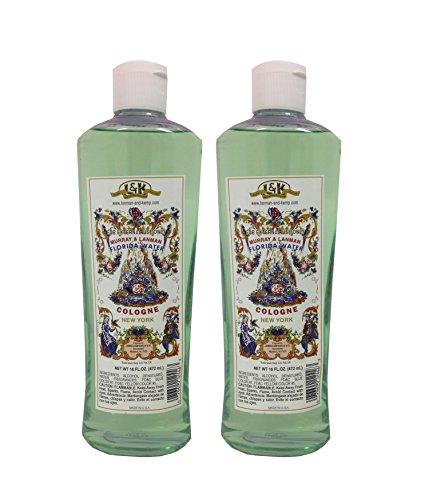 Murray & Lanman Florida Water 16 oz Pack of 2 ()