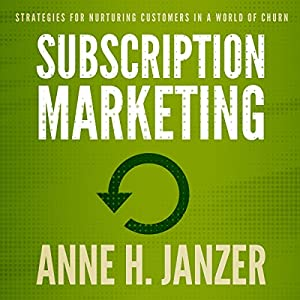 Subscription Marketing Audiobook