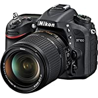 Nikon D7100 DSLR Camera with 18-140mm Lens #13302 (Certified Refurbished)