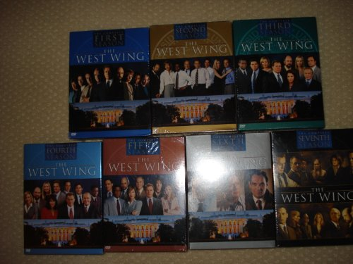 The West Wing - The Complete Series Seasons 1-7