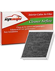 EPAuto CP150 (CF12150) Replacement for Ford/Lincoln Premium Cabin Air Filter includes Activated Carbon