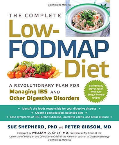 Complete Low FODMAP Diet Revolutionary Digestive