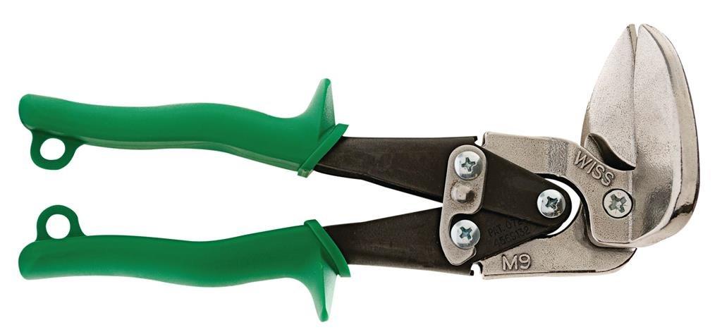 Wiss M9R Metalmaster Compound Action Offset Grünical Snips, Snips, Snips, Rght Cu by Apex Tool Group B0015STR82 | Spielzeugwelt, glücklich und grenzenlos  19d1b3