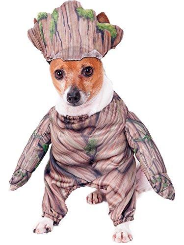 Rubie's Costume Co Marvel Walking Groot Pet Costume, Small -
