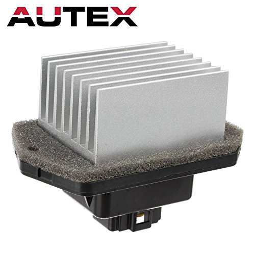 - AUTEX HVAC Blower Motor Resistor Compatible with Acura TSX 2004-2006 Blower Resistor Replacement for Honda Accord 4 Door Sedan 03-05 Fan Resistor Module RU-398 Replacement 79330SDRA0 Blower Regulator