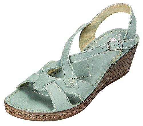 MICCOS Shoes Clogs, Pantoletten D.Sandalette Jeans