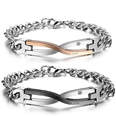 Bracelet amour homme et femme