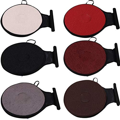 Appearancnes Multifunction Rotating Seat Pad Car Seat Mat Chair Cushion for Elderly