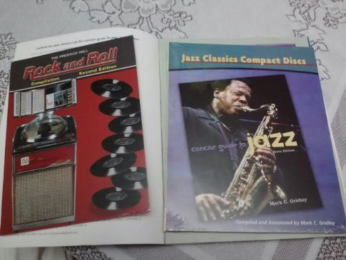 Concise Guide to Jazz with CDs (6th Edition)
