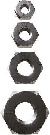 50/pieza tuercas hexagonales M2/hasta M20/DIN 934/Acero Inoxidable, A2, V2/A