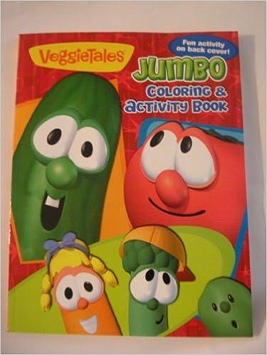 VeggieTales Veggie Tales Coloring & Activity Book: Bendon Publishing ...