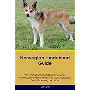 Norwegian Lundehund Guide Norwegian Lundehund Guide Includes: Norwegian Lundehund Training, Diet, Socializing, Care, Grooming, Breeding and More 26