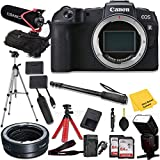 Canon EOS RP Mirrorless Digital Camera (Body Only) + Mount...