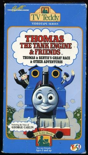 Thomas the Tank Engine & Friends : Thomas & Bertie's Great Race & Other Adventures