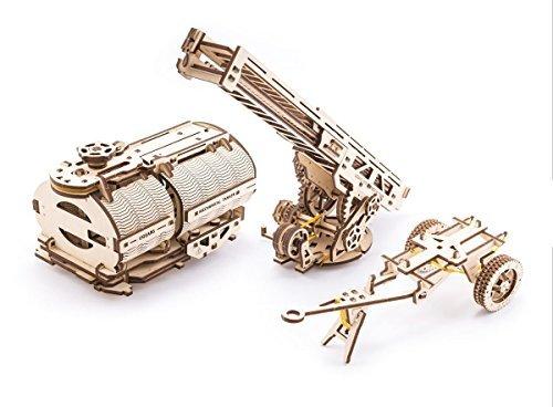 最安値級価格 UGEARS B077SCDHC8 Additions for Construction Set Truck Mechanical 3D Puzzle DIY Wooden Construction Set [並行輸入品] B077SCDHC8, Think and Speak:f59e24d7 --- clubavenue.eu