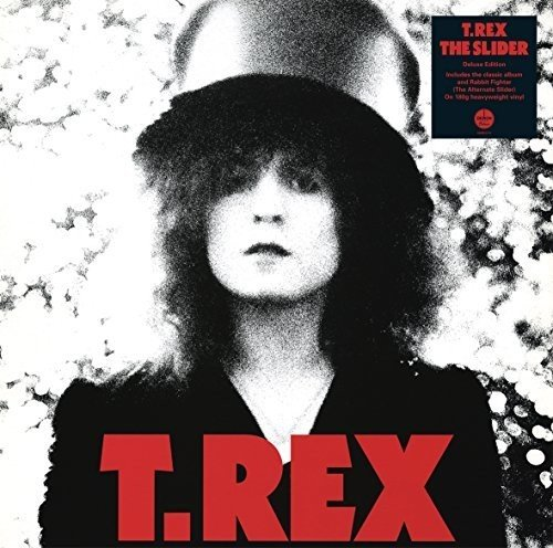 Vinilo : T. Rex - Slider (Deluxe Version Black Vinyl) (Deluxe Edition, United Kingdom - Import, 2 Disc)