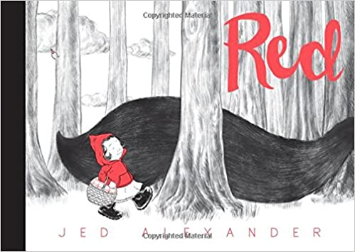 Image result for red by jed alexander