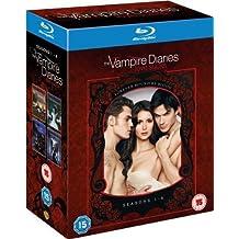 The Vampire Diaries: Seasons 1-4 [Blu-ray] by Warner Home Video