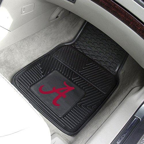 - University of Alabama 2-pc Vinyl Car Mat Set