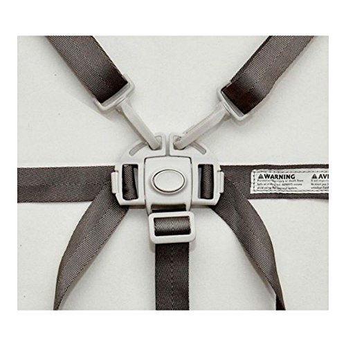 High Chair Seat Belt / Strap / Harness / Hi- Q replacement for Graco HighChair Avail Now ! (Replacement Strap Stroller)