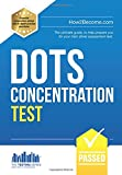 Dots Concentration Tests: The ultimate guide, to help prepare you for your train driver assessment test.: 1 (Testing Series)