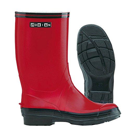 Nokian Footwear Reef - Botas de goma para hombre rojo - rojo oscuro