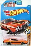 Hot Wheels, 2016 Muscle Mania, '72 Ford Gran Torino Sport [Orange] #122/250