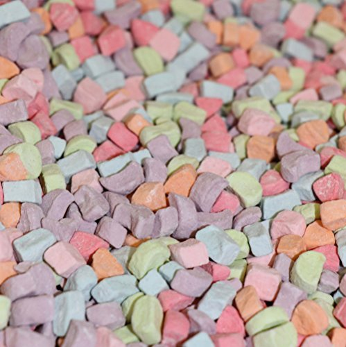 Cereal Dehydrated Marshmallows Bulk 1 Pound HUGE Pouch Freshness Sealed