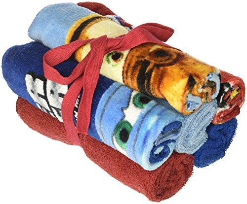 Disney/Pixar Cars 2 Blazing Speed 6 Piece 100% Cotton Was...