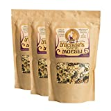 Michele's Toasted Muesli 16 Ounces, Pack of 3