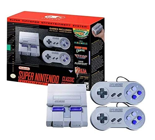 Nintendo Classic edition Mini