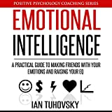 Emotional Intelligence: A Practical Guide to Making Friends with Your Emotions and Raising Your EQ: Positive Psychology Coaching Series, Volume 8