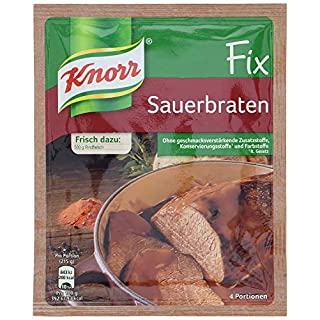 Knorr Fix German Style Pot Roast Sauerbraten 37g | Pack of 3