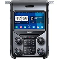 Rupse 9 inch HD Android 4.4.4 Car DVD Player GPS Navigation Stereo For 2013 2014 2015 Ford F150