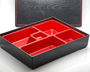 Laquered Bento Box with Cover