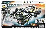 Mega Construx Halo UNSC Vulture Gunship Building Set