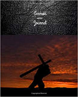 Amazon com: Sermon Notes Journal: Spiritual Warfare against the