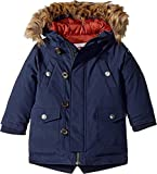 Appaman Kids  Baby Boy's Morningside Anorak (Toddler/Little Kids/Big Kids) Peacoat 10