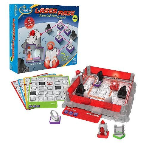 New Laser Maze Jr. Game