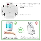 ANVASK Automatic Hand Sanitizer Dispenser Wall
