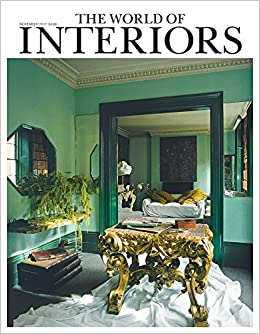 The World Of Interiors Magazine (November, 2017): The World Of Interiors  Magazine: 0764920179405: Amazon.com: Books