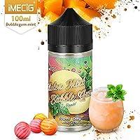 IMECIG 100ml E líquido Ice Melon Bubblegum Liquido