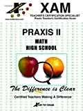 Praxis II Math High School 6-12, Patty White and Heath Gatlin, 158197325X