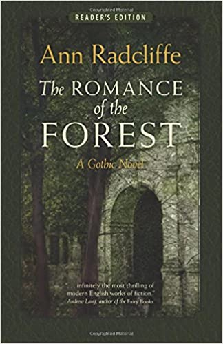 amazon com the romance of the forest a gothic novel 9780979729041