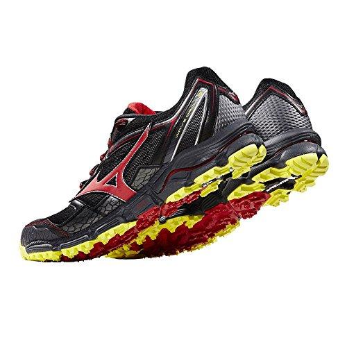 Black Daichi Scarpe 3 Da Mizuno Wave Uomo Running 48W51z0n