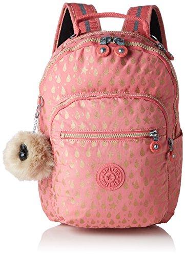 Kipling Seoul Go S Mochila infantil, 35 cm, 8 litros, Varios colores (Blue Dash C): Amazon.es: Equipaje
