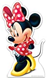 Star Cutouts Cut Out of Minnie Mouse