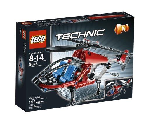 LEGO TECHNIC Helicopter 8046, Baby & Kids Zone